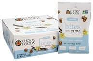 Chosen Foods - Bites with Chia Nuts +