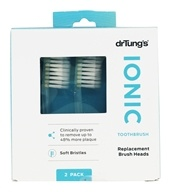 Dr. Tung's - Ionic Toothbrush Replacement Brush Heads