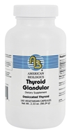 Thyroid Glandular Dietary Supplement