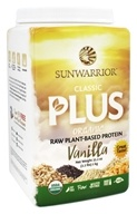 Classic Plus Organic Raw Plant-Based Protein