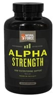 Natural Force - Alpha Strength - 120 Capsules