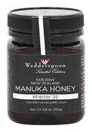 Wedderspoon - 100% Raw Manuka Honey KFactor 22