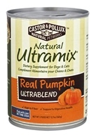 Castor & Pollux - Natural Ultramix Real Pumpkin