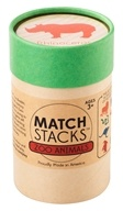 Match Stacks Zoo Animals