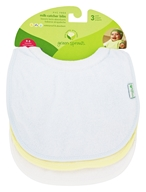 Green Sprouts - Waterproof Absorbent Milk Catcher Bib