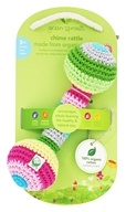 Organic Cotton Chime Rattle 3+ Months