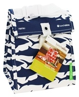 LunchSkins - Lunch Tote Navy Shark