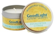 GoodLight Natural Candles - Botanically Scented Eucalyptus Citrus