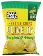 Good Health Natural Foods - Olive Oil Kettle