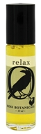 Moss Botanicals - Relax Body Roll On Oil