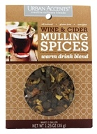 Urban Accents - Wine & Cider Mulling Spices