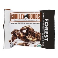 Gorilly Goods - Organic Snacks Chocolate - 1.6