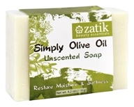 Zatik Beauty Essentials - Simply Olive Oil Bar
