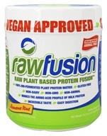 SAN Nutrition - Raw Fusion Plant Based Protein