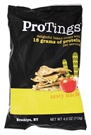 ProTings - Protein Chips Zesty Nacho - 4
