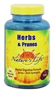 Nature's Life - Herbs & Prunes - 250