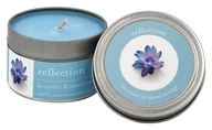 Tru Melange - 100% Pure Aromatherapy Candle Reflection