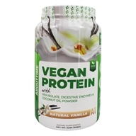 About Time - Ve Vegan Protein Vanilla -