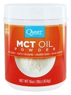 Quest Nutrition - MCT Oil Powder - 1 lb.