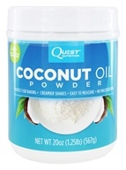 Quest Nutrition - Coconut Oil Powder - 1.25