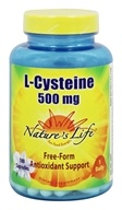 Nature's Life - L-Cysteine 500 mg. - 100