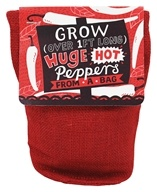 Noted - Huge Hot Peppers Bag Plant