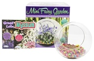 DuneCraft - Glass Terrarium Mini Fairy Garden