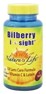 Nature's Life - Bilberry i sight - 60