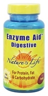 Nature's Life - Enzyme Aid Digestive - 100