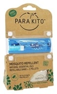 Para'Kito - Mosquito Repellent Refillable Band + 2