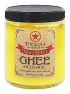 Tin Star Foods - Ghee Cultured Grass Fed