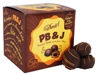 David's Chocolate - Belgian Dark Chocolate PB &