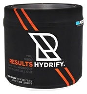 Results Nutrition - Hydrify Intra-Workout Blue Blast -