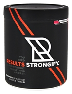 Results Nutrition - Strongify Pre-Workout Furious Punch -