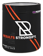 Results Nutrition - Strongify Pre-Workout Raging Grape -