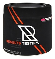 Results Nutrition - Testify Testosterone Optimizer Furious Punch