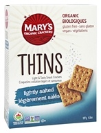 Mary's Gone Crackers - Organic Thins Lightly Salted