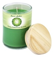 Terra Essential Scents - Heart Chakra Soy Candle - 2.5 oz.