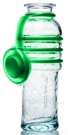 BottlesUp - Glass Water Bottle Green - 16