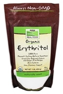 NOW Foods - Organic Erythritol - 1 lb.