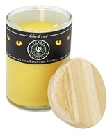 Terra Essential Scents - Seasonal Soy Candle Black