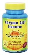 Nature's Life - Enzyme Aid Digesive - 50