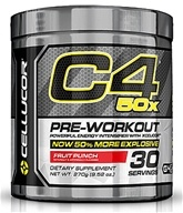 Cellucor - C4 Pre-Workout 50x Powerful Energy Intensifier