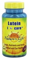 Nature's Life - Lutein i care - 60