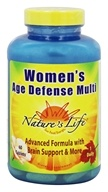 Nature's Life - Women's Age Defense Multi -