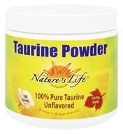 Nature's Life - Taurine Powder - 335 Grams
