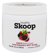 Healthy Skoop - Ignite Performance Beet Blend Berry Beet - 3.5 oz.