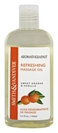 Aromatherapaes - Massage Oil Refreshing Sweet Orange &