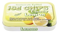 Ice Chips - Xylitol Mints Real Lemon -