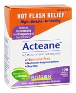 Boiron - Acteane for Hot Flashes - 120